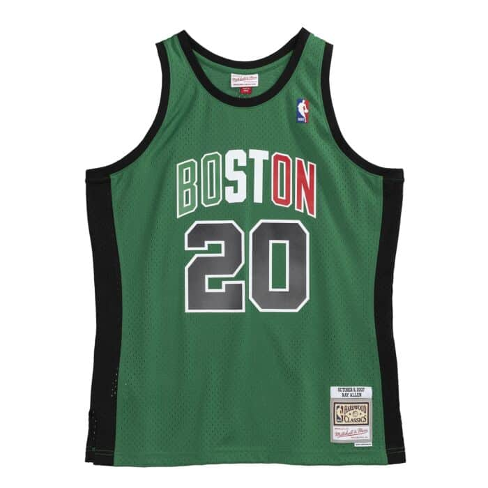 Swingman Ray Allen Boston Celtics 2007-08 Jersey