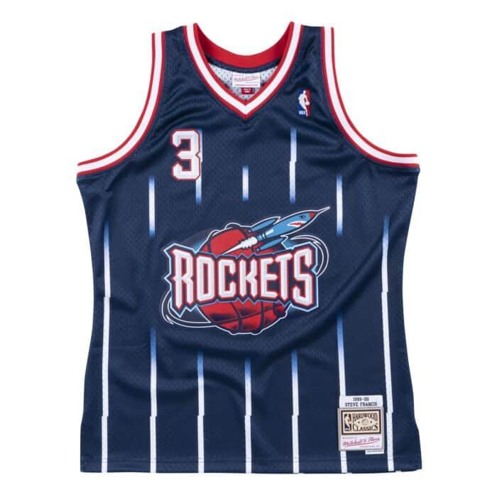 Swingman Jersey Houston Rockets 1999-00 Steve Francis