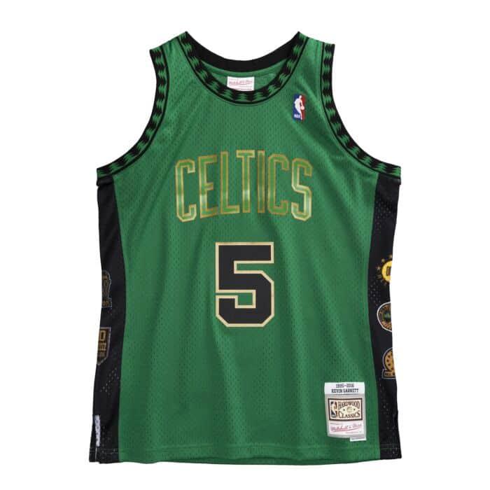 Boston Celtics #30 Guerschon Yabusele Statement Black Swingman Jersey