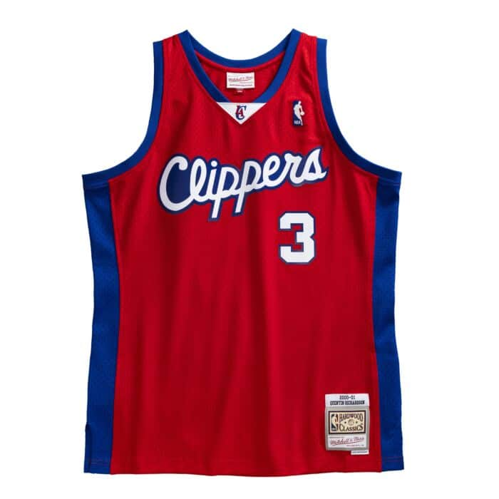 Swingman Jersey Los Angeles Clippers 2000-01 Quentin Richardson