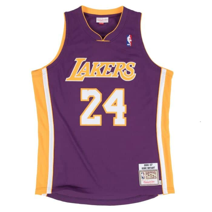 official photos 71680 cfa0a Kobe Bryant Authentic Jersey 2006-07 Los Angeles Lakers