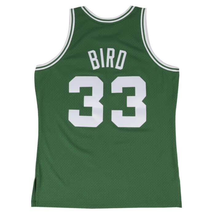 new styles a7fba 3d255 Larry Bird Swingman Jersey Boston Celtics Mitchell & Ness ...