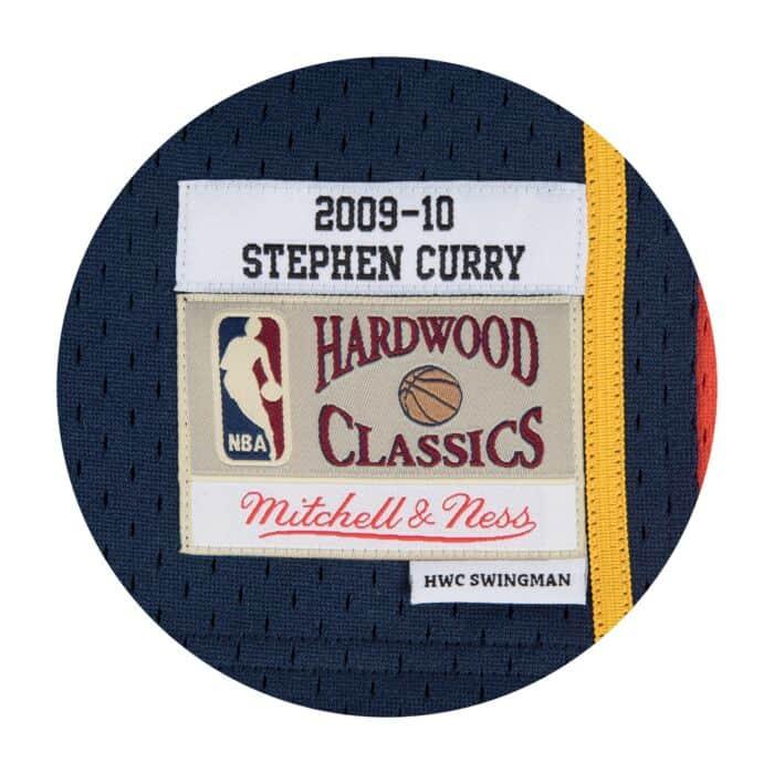 pretty nice 3e52c ebd29 Stephen Curry Swingman Jersey Golden State Warriors Mitchell ...