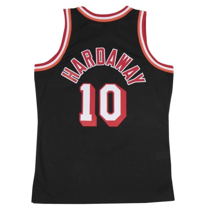 detailing 2147e c2f5c Tim Hardaway Swingman Jersey 1996-97 Miami Heat Mitchell ...