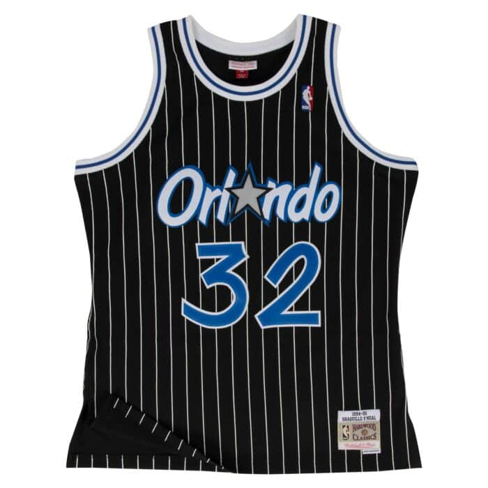 best sneakers fcd36 586d7 Shaquille O'Neal Swingman Jersey Orlando Magic Mitchell ...