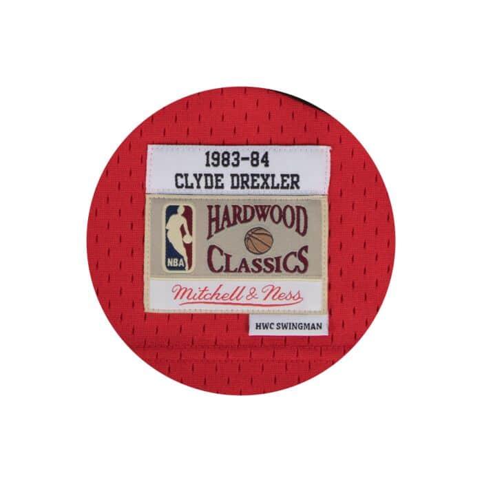 low priced ac8a2 c412e Clyde Drexler Swingman Jersey Portland Trail Blazers ...