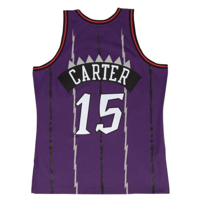 new arrival e1554 1dbac Vince Carter Swingman Jersey Toronto Raptors Mitchell & Ness ...