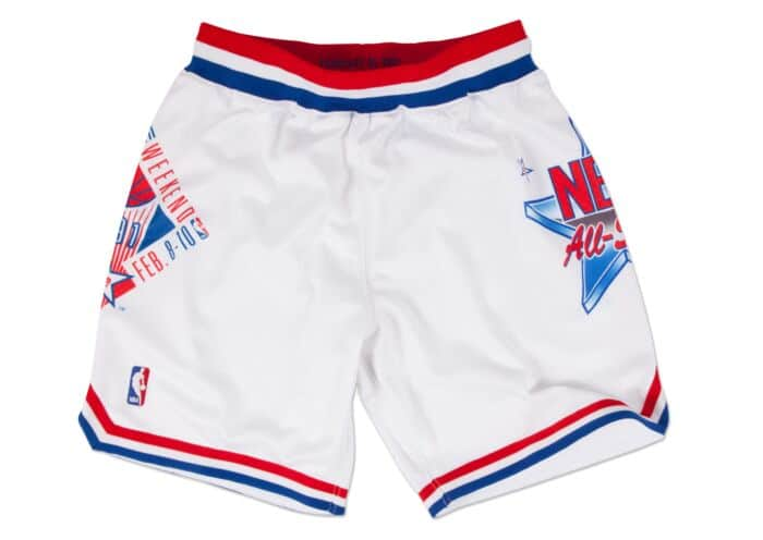 d002d976e0679 1991 Authentic Shorts NBA All-Star Mitchell & Ness Nostalgia Co.