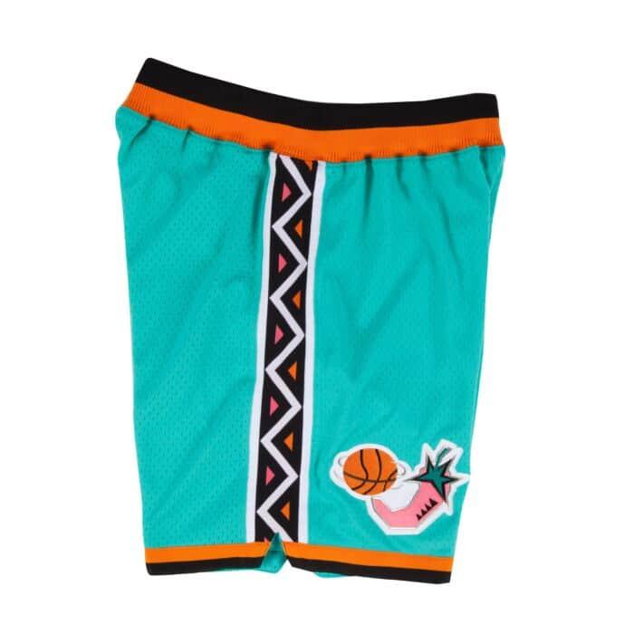 authentic nba shorts