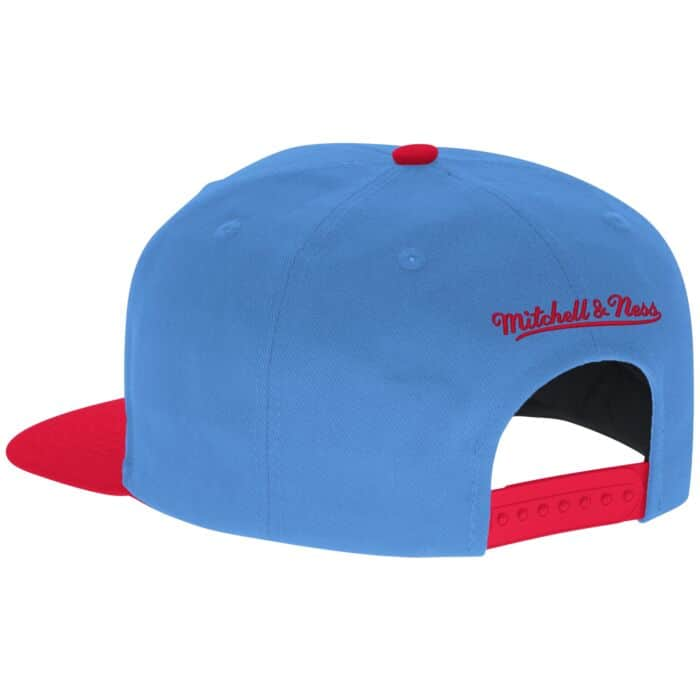 online store ad456 fed43 Anniversary Snapback Houston Oilers - Shop Mitchell & Ness ...