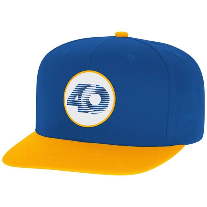 new concept 50ed3 c7e2e Anniversary Snapback Los Angeles Rams - Shop Mitchell & Ness ...