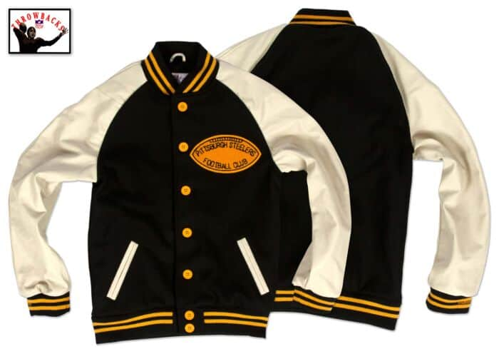 premium selection 4ece8 ed2b8 1950 Authentic Wool Jacket Pittsburgh Steelers Mitchell ...