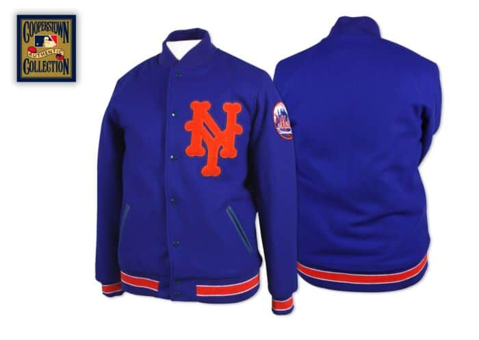 04e0497af 1969 Authentic Wool Jacket New York Mets