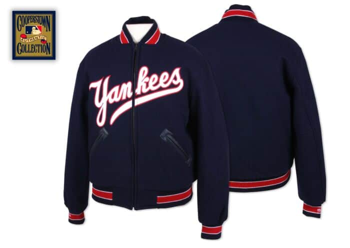 half off eef50 17e55 1951 Authentic Wool Jacket New York Yankees