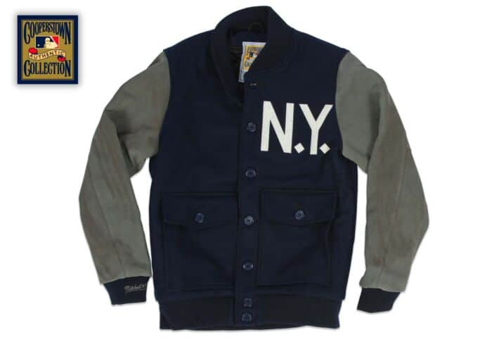 0d7e81079 1927 Authentic Wool Jacket New York Yankees