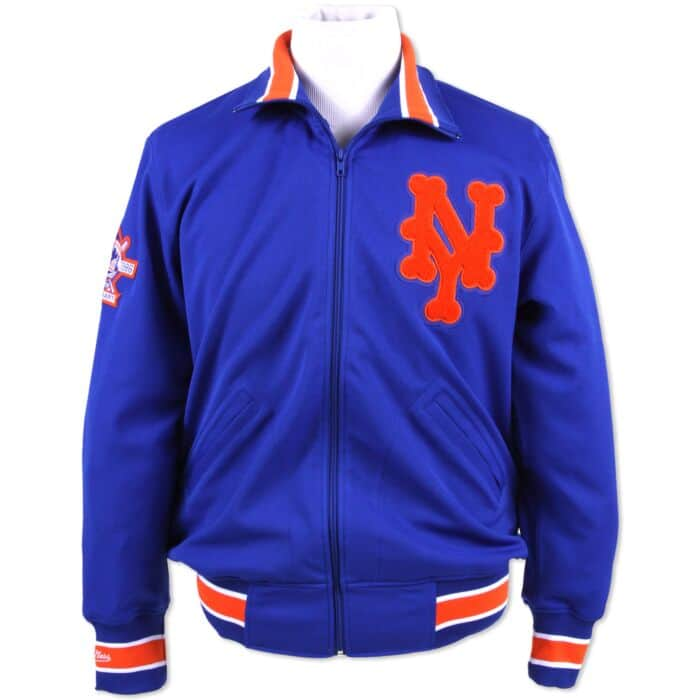 big sale 08671 b2b51 1986 Authentic BP Jacket New York Mets