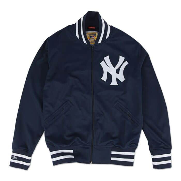 wholesale dealer 23c68 ef807 1988 Authentic BP Jacket New York Yankees Mitchell & Ness ...