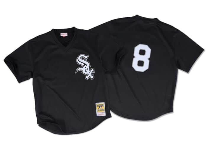 in stock c7074 118ef Bo Jackson 1993 Authentic Mesh BP Jersey Chicago White Sox