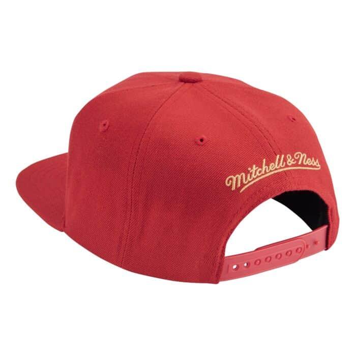 Mitchell /& Ness San Francisco 49ers Snapback Hat Cap