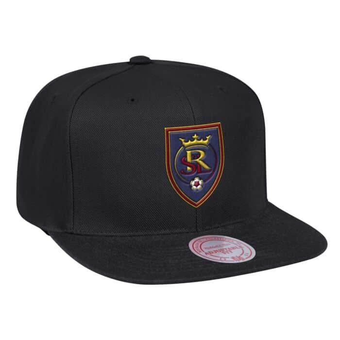 newest 7a59d 1e073 Team Core Snapback Real Salt Lake - Shop Mitchell & Ness ...