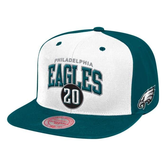 timeless design b1a05 dbcba M&N Snapback Philadelphia Eagles Brian Dawkins