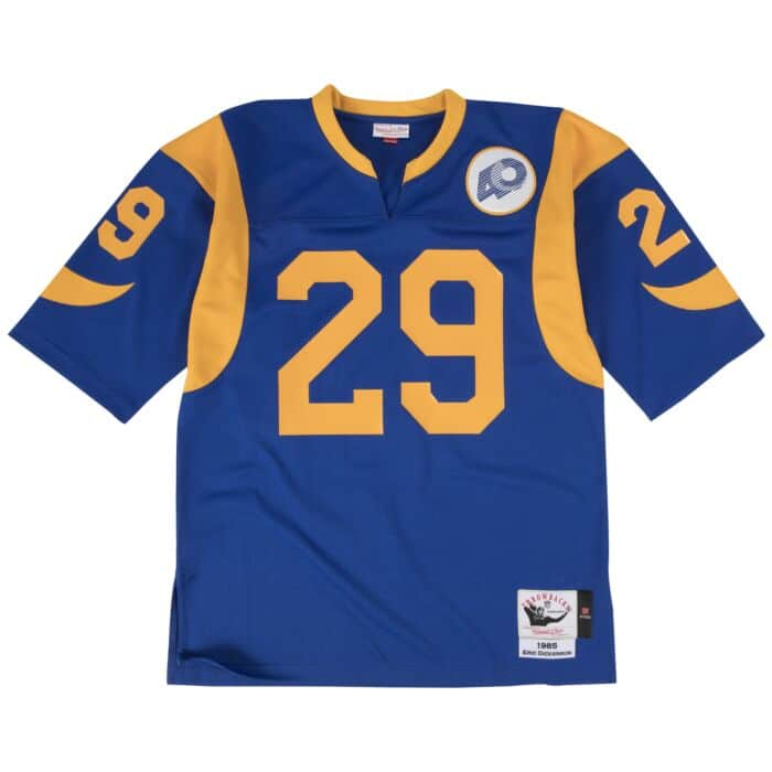 finest selection 32f04 a605b Eric Dickerson Authentic Jersey 1985 Los Angeles Rams ...