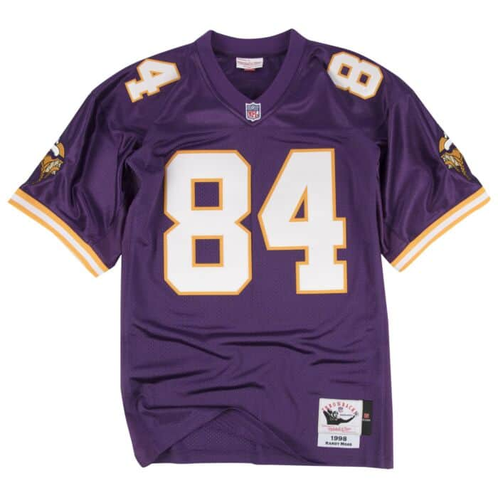 online store 8622c f1659 Randy Moss Authentic Jersey 1998 Minnesota Vikings
