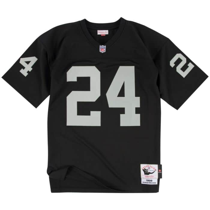 best cheap cdf25 0aac7 Charles Woodson Authentic Jersey 1998 Oakland Raiders ...