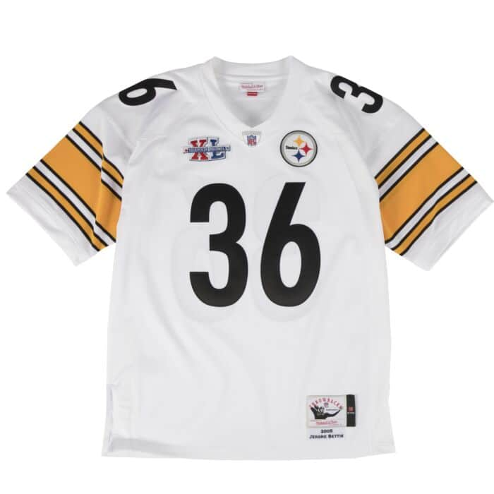best service eb4b2 3a160 Jerome Bettis Authentic Jersey 2005 Pittsburgh Steelers
