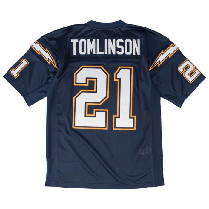 online store 0fda7 9ba74 LaDainian Tomlinson Authentic Jersey 2002 San Diego Chargers