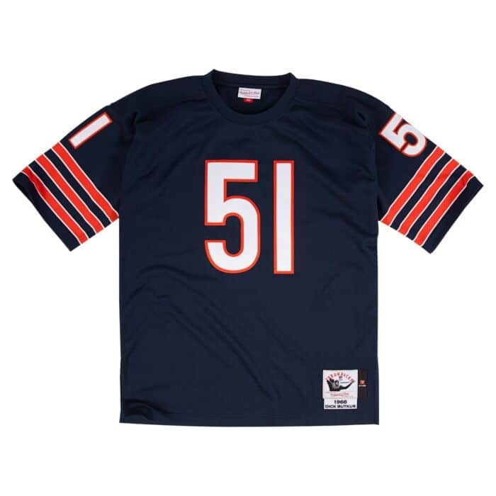 the latest 5e0f9 241bf Dick Butkus 1966 Authentic Jersey Chicago Bears