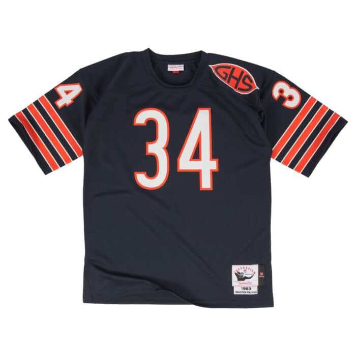 100% authentic a787a ca3bb Walter Payton 1983 Authentic Jersey Chicago Bears
