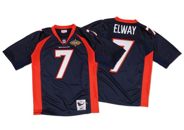 buy popular 5256f 870db John Elway 1997 Authentic Jersey Denver Broncos