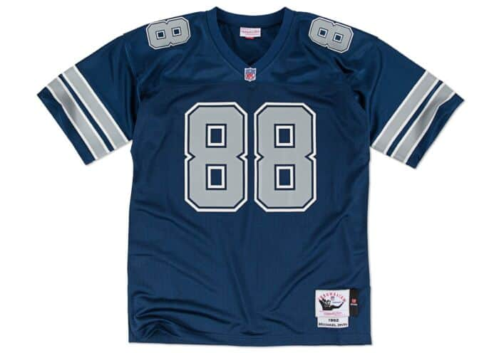 superior quality 59b1a 414ba Michael Irvin 1992 Authentic Jersey Dallas Cowboys Mitchell ...