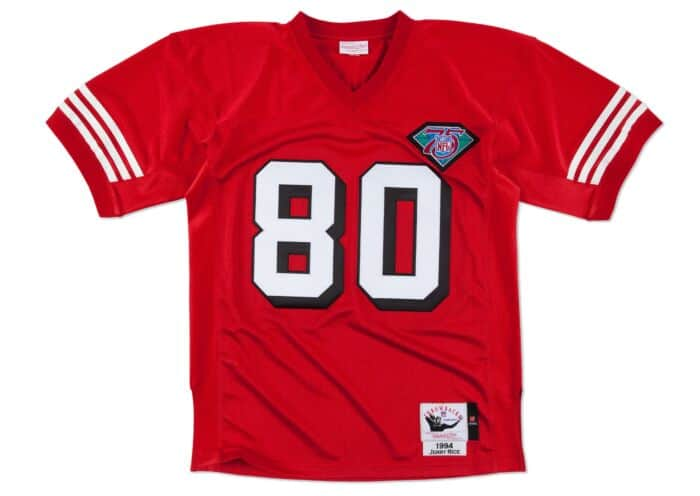 f189a8af Jerry Rice 1994 Authentic Jersey San Francisco 49ers Mitchell & Ness ...