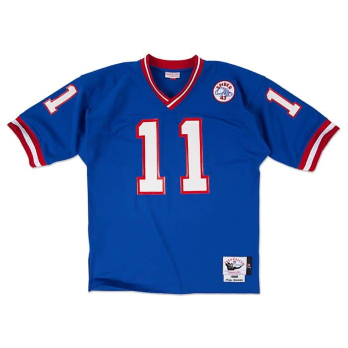 separation shoes 17ceb 8c437 Phil Simms 1986 Authentic Jersey New York Giants