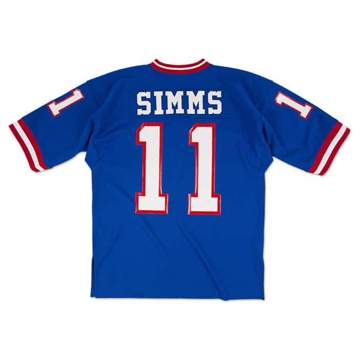 separation shoes bdf93 8a27f Phil Simms 1986 Authentic Jersey New York Giants