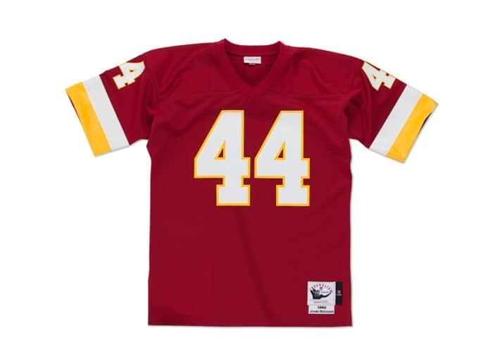 best sneakers b50b7 a0f52 John Riggins 1982 Authentic Jersey Washington Redskins