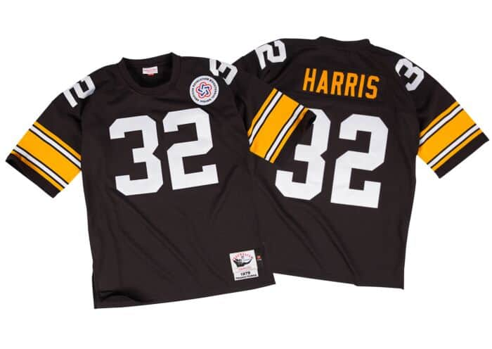 best website 3a3f6 001b9 Franco Harris 1975 Authentic Jersey Pittsburgh Steelers