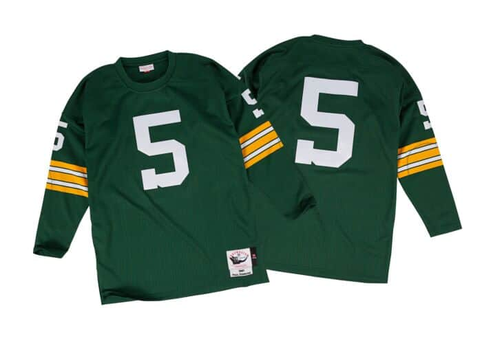 quality design 285ad ea6d0 Paul Hornung 1961 Authentic Jersey Green Bay Packers