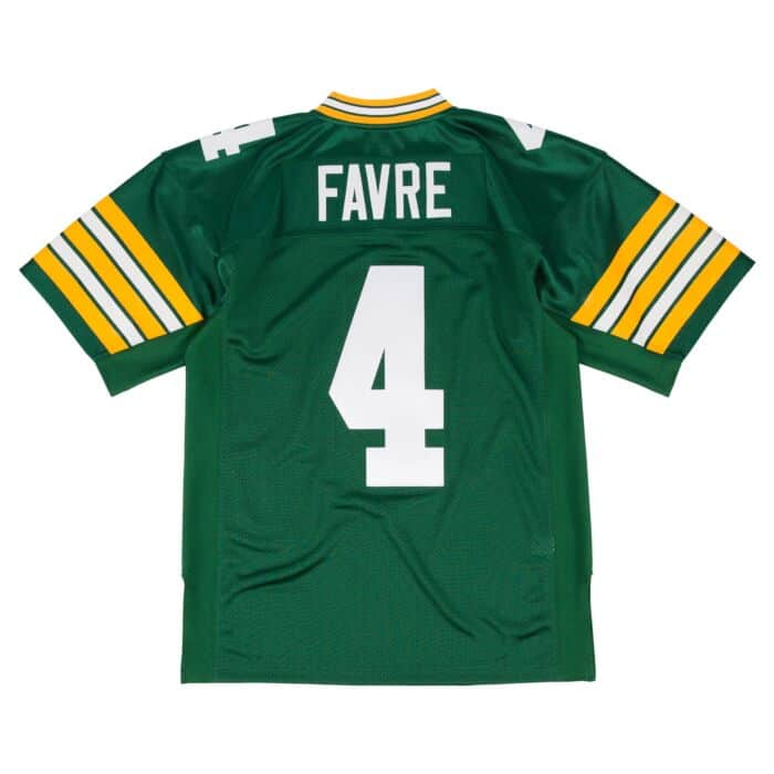 competitive price 4265b d6e44 Brett Favre 1996 Authentic Jersey Green Bay Packers