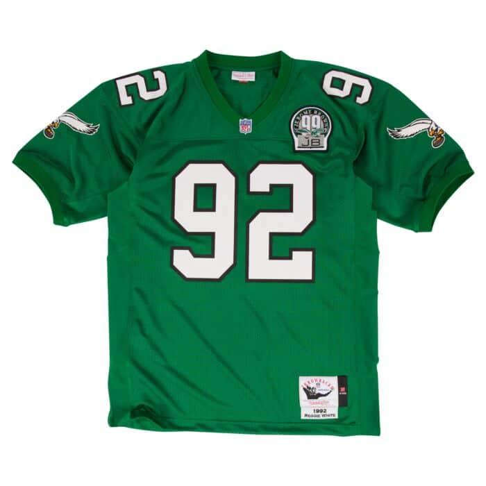 superior quality ccf96 e7ccc Reggie White 1992 Authentic Jersey Philadelphia Eagles