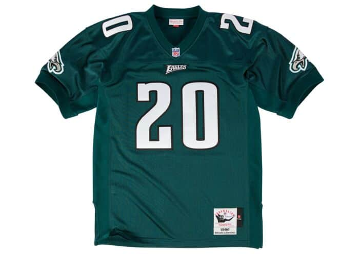 competitive price bbfbb 82ffd Brian Dawkins 1996 Authentic Jersey Philadelphia Eagles