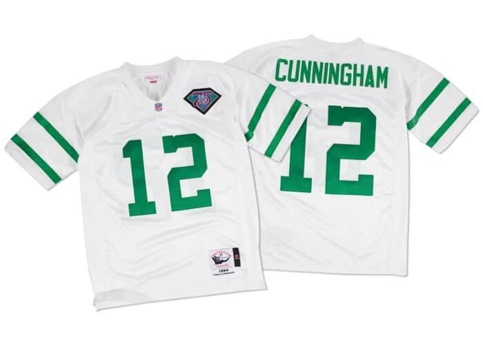 promo code 1fa98 cedf1 Randall Cunningham 1994 Authentic Jersey Philadelphia Eagles ...