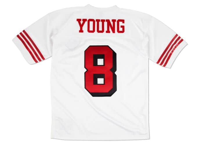 newest debb6 28b36 Steve Young 1994 Authentic Jersey San Francisco 49ers