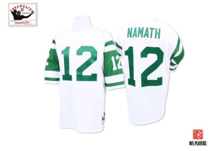 quality design 0510f ffbfe Joe Namath 1968 Authentic Jersey New York Jets
