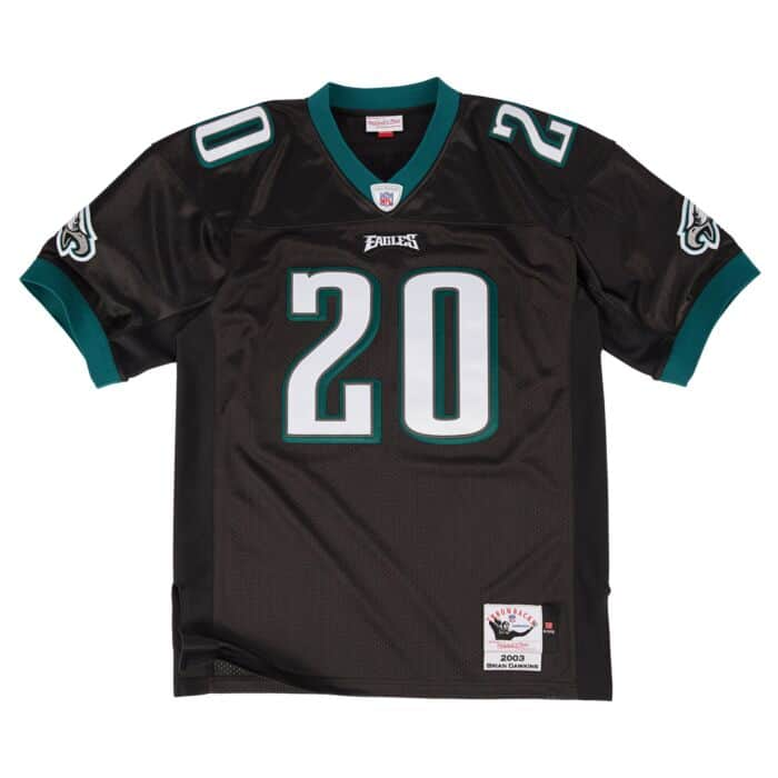 sports shoes c1d4d 87351 Brian Dawkins 2003 Authentic Jersey Philadelphia Eagles