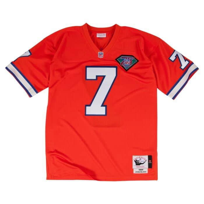 watch bfc9f 25210 John Elway 1994 Authentic Jersey Denver Broncos