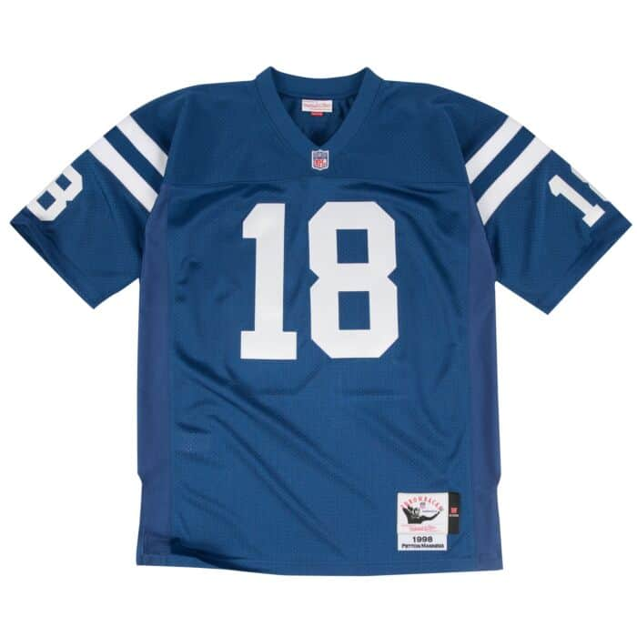check out 0d6f0 eb1bc Peyton Manning Authentic Jersey 1998 Indianapolis Colts