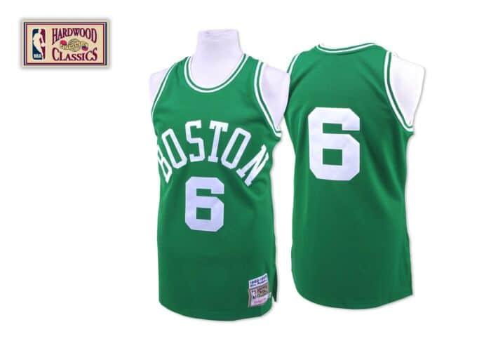 big sale 423a0 c1233 Bill Russell 1962-63 Authentic Jersey Boston Celtics ...